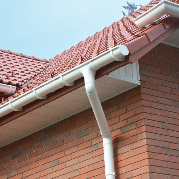 Gutters, soffit, and fascia